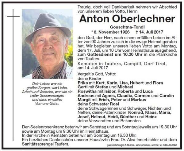 Oberlechner